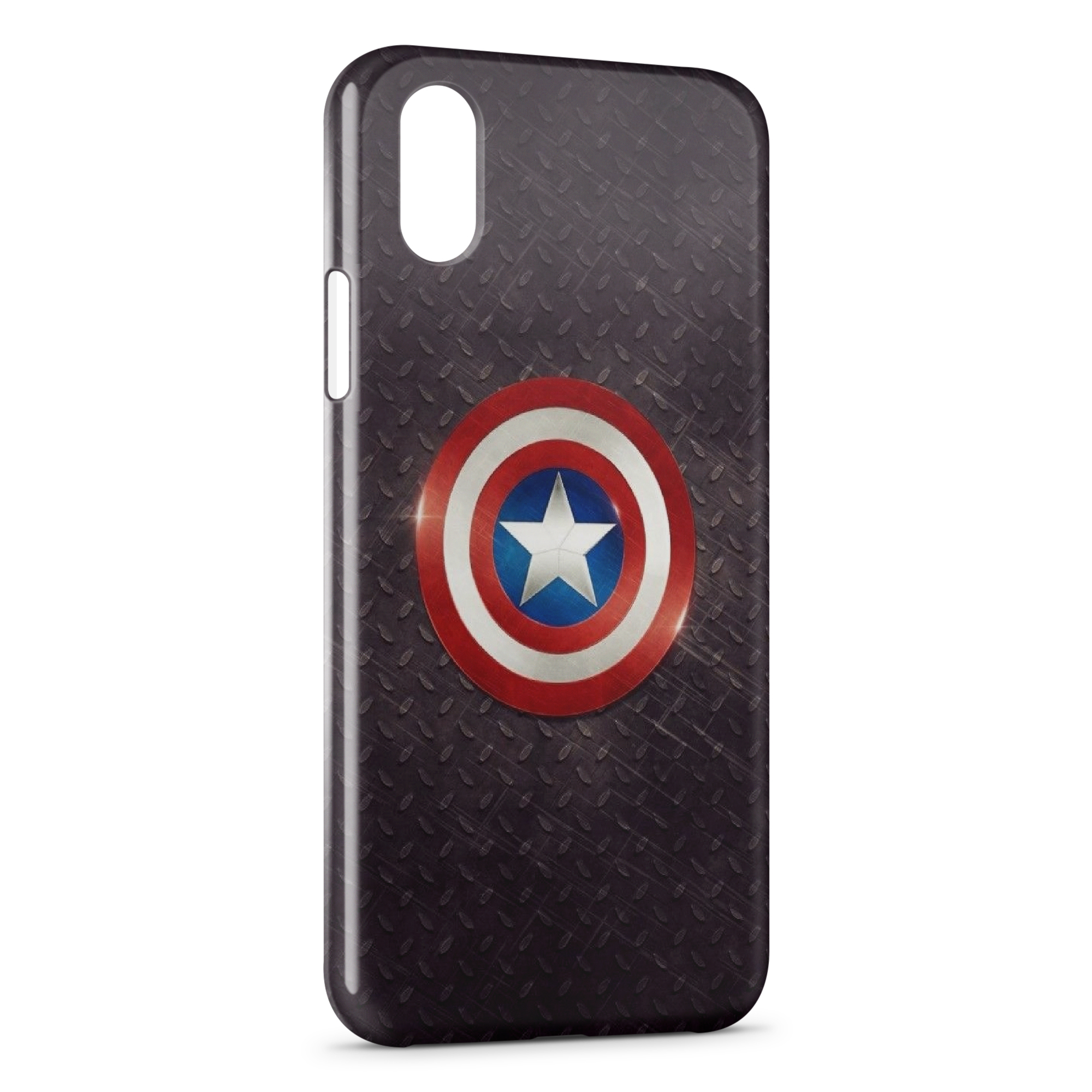 coque iphone xs max captain america