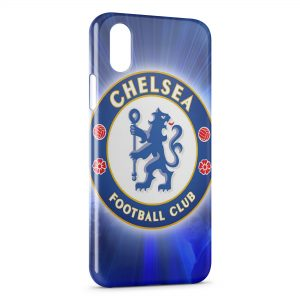 Coque iPhone XS Max Chelsea Football 6