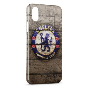 Coque iPhone XS Max Chelsea Football 7