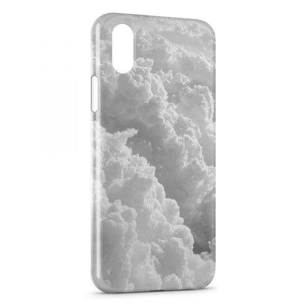 Coque iPhone XS Max Cloud Nuages 2