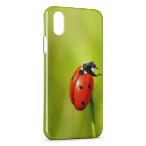 Coque iPhone XS Max Coccinelle