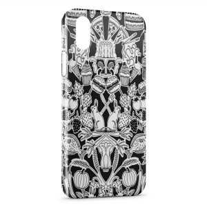 Coque iPhone XS Max Cook & Rabbit
