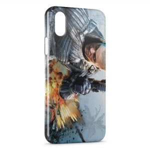 Coque iPhone XS Max Crysis Game