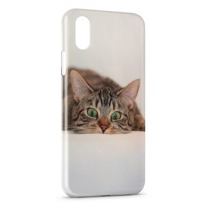 Coque iPhone XS Max Cute Cat