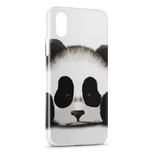 Coque iPhone XS Max Cute Panda