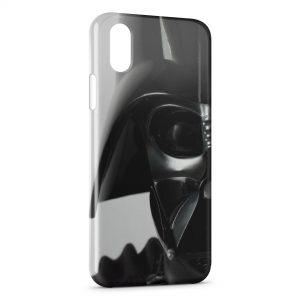 Coque iPhone XS Max Dark Vador Star Wars 3