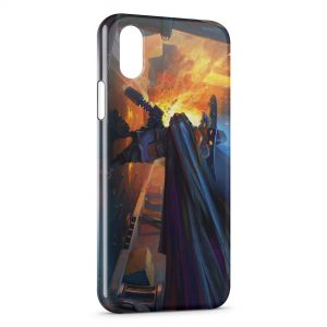 Coque iPhone XS Max Darkwing Duck