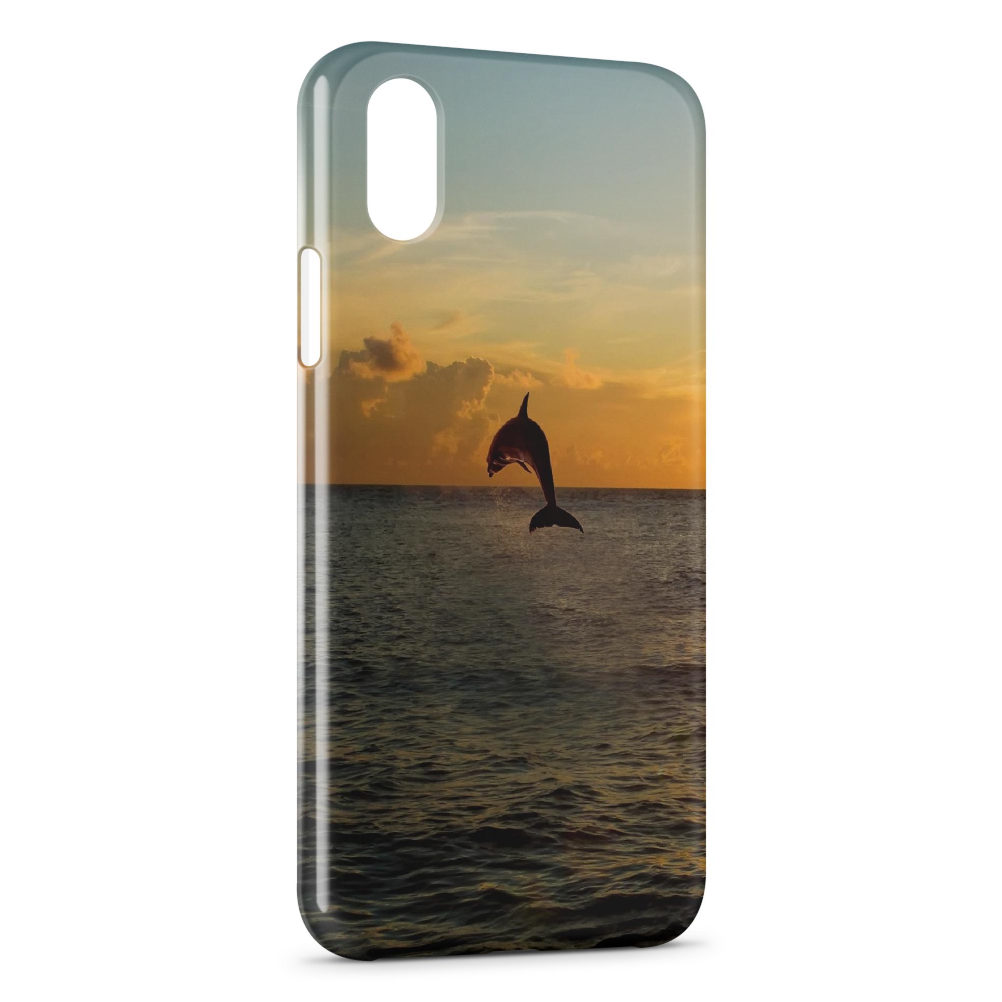 coque iphone 4 dauphin