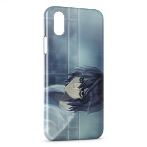 Coque iPhone XS Max Death Note 3