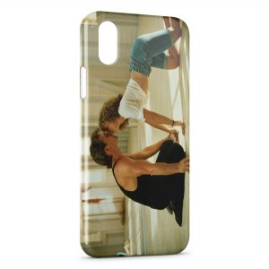 Coque iPhone XS Max Dirty Dancing Patrick Swayze Jennifer Grey 2