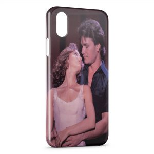 Coque iPhone XS Max Dirty Dancing Patrick Swayze Jennifer Grey 3