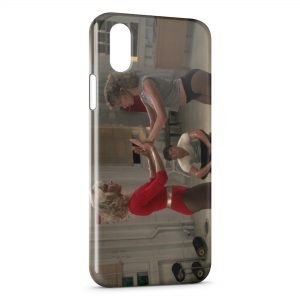 Coque iPhone XS Max Dirty Dancing Patrick Swayze Jennifer Grey