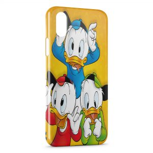 Coque iPhone XS Max Donald Enfants Neveux