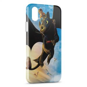 Coque iPhone XS Max Dragon 2