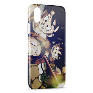 Coque iPhone XS Max Dragon Ball Z 2