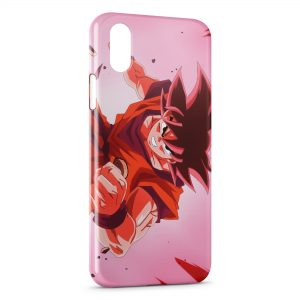 Coque iPhone XS Max Dragon Ball Z 4