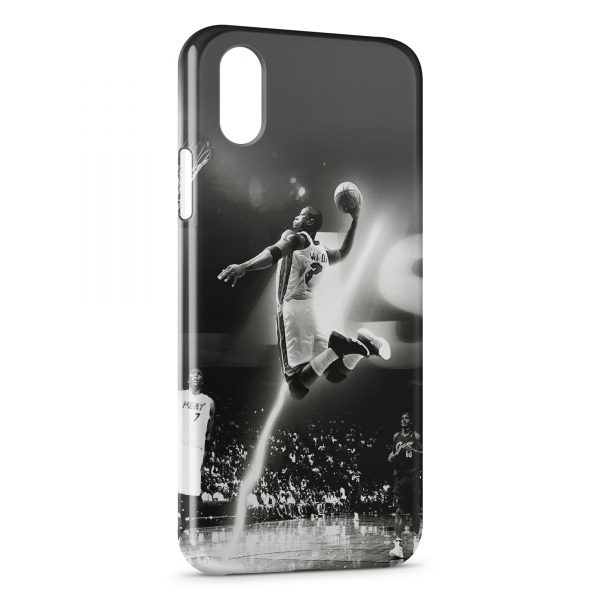 coque iphone xs basketball