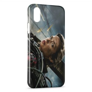 Coque iPhone XS Max Edge of Tomorrow Rita 2