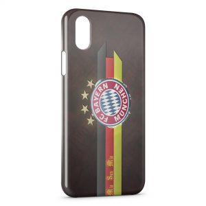 Coque iPhone XS Max FC Bayern Munich Football Club 16