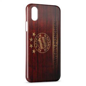 Coque iPhone XS Max FC Bayern Munich Football Club 21