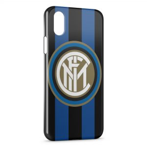 Coque iPhone XS Max FC Internazionale Football