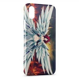 Coque iPhone XS Max Fairy Tail 2