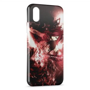 Coque iPhone XS Max Fairy Tail 3