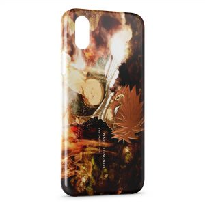 Coque iPhone XS Max Fairy Tail 4