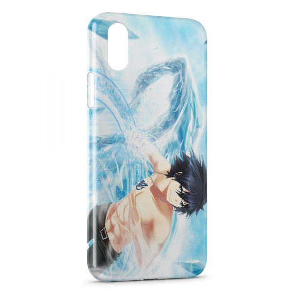 coque fairy tail iphone xs