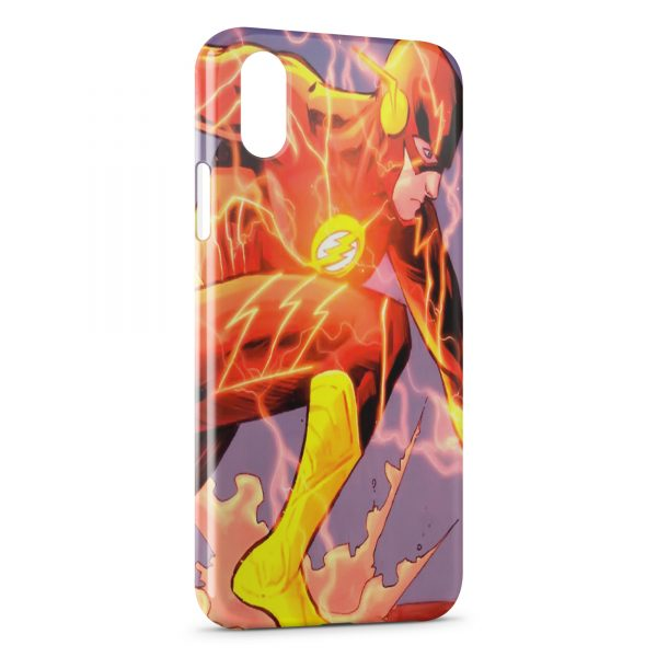 coque iphone xs max flash