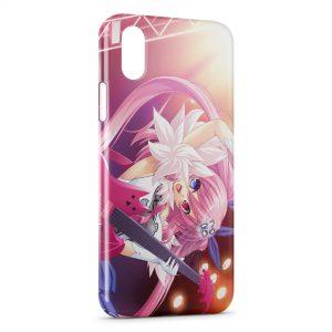Coque iPhone XS Max Fushigi Yugi