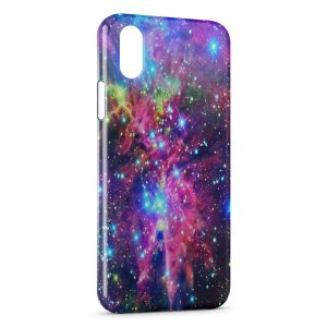 Coque iPhone XS Max Galaxy 3