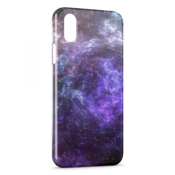 Coque iPhone XS Max Galaxy 7