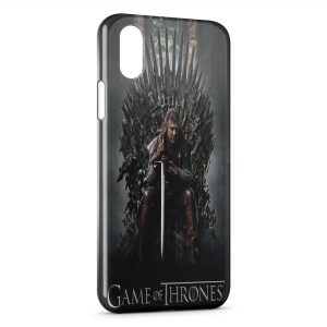 Coque iPhone XS Max Game of Thrones 2