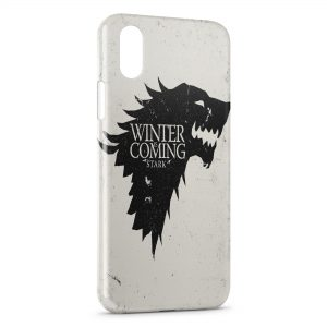 Coque iPhone XS Max Game of Thrones 3