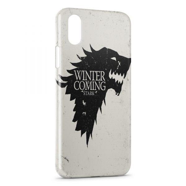 Coque iPhone XS Max Game of Thrones 3