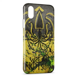 Coque iPhone XS Max Game of Thrones We Do Notsow Creyioy