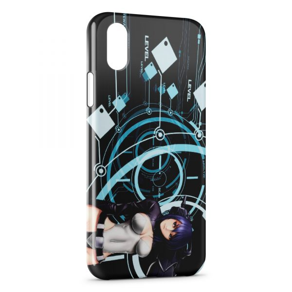 Coque iPhone XS Max Ghost in the Shell 2