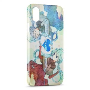 Coque iPhone XS Max Hatsune Miku