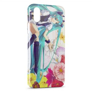 Coque iPhone XS Max Hatsune Miku 3