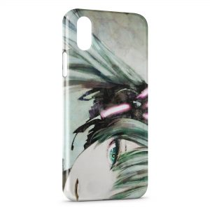 Coque iPhone XS Max Hatsune Miku - Vocaloid