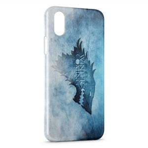 Coque iPhone XS Max House Stark - Game of Thrones