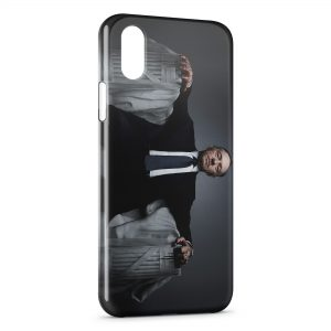 Coque iPhone XS Max House of Cards