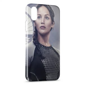 Coque iPhone XS Max Hunger Games 2