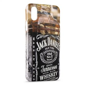 Coque iPhone XS Max Jack Daniel's Gold Whiskey