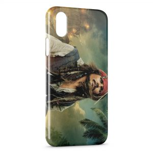 Coque iPhone XS Max Jack Sparrow 2