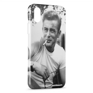 Coque iPhone XS Max James Dean