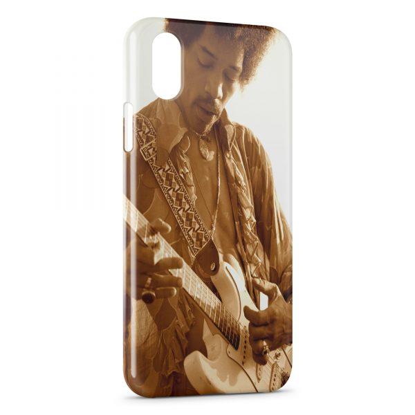 Coque iPhone XS Max Jimi Hendrix 3