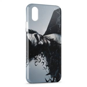 Coque iPhone XS Max Joker Batman