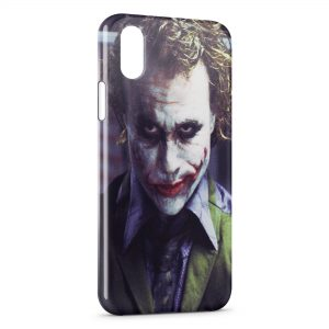 Coque iPhone XS Max Joker Batman 4